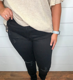 Girls Just Want to Have Fun Jeans : Curvy