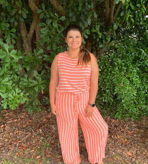 Let It Be Jumpsuit : Curvy