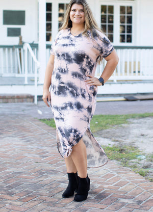 Be Confident Maxi Dress