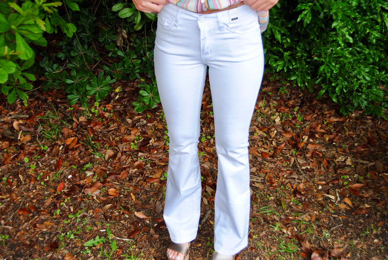 Best Of Luck Flare Jeans