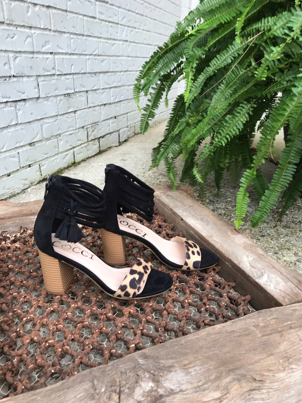 Walk on the Wild-side Heels