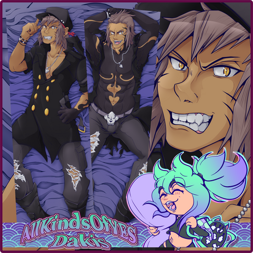 TWEWY/The World Ends With You【Sho】Double Sided Pillowcase