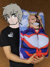 Load image into Gallery viewer, All Might Pec Pillow