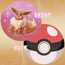 Load image into Gallery viewer, Eevee Plush Pillow