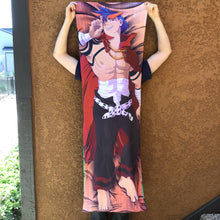 Load image into Gallery viewer, Kamina/Kittan Double Sided Pillowcase