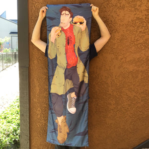 Peter B. Parker Double Sided Pillowcase