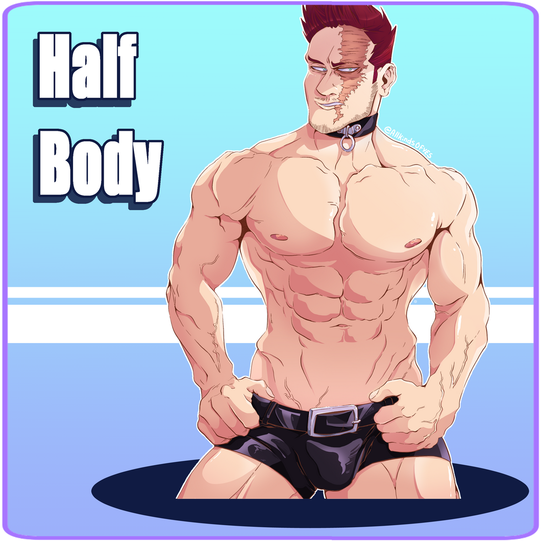 COMMISSION【Half Body】
