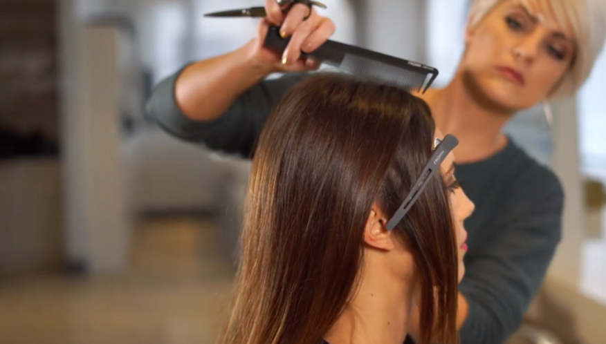 "How-To Cut and Style the Perfect ""Lived in"" Lob with Emily Anderson"