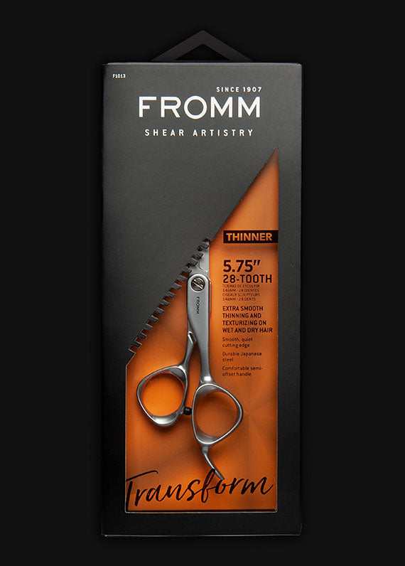 "Transform 5.75"" Hair Thinning Shear"