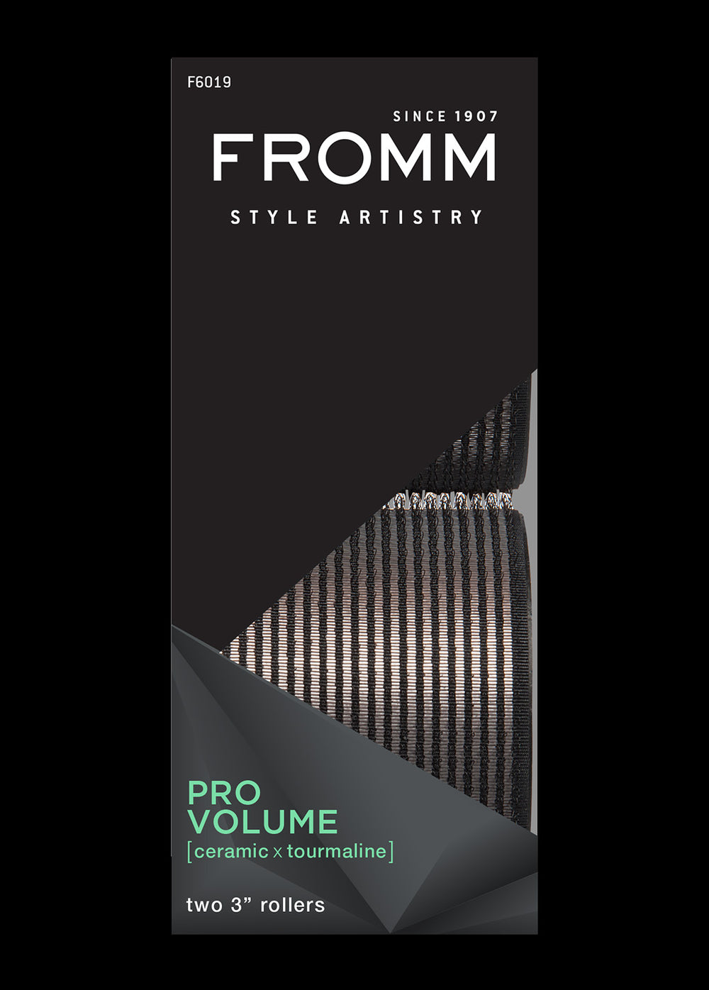 "Pro Volume 3"" Ceramic Hair Rollers"