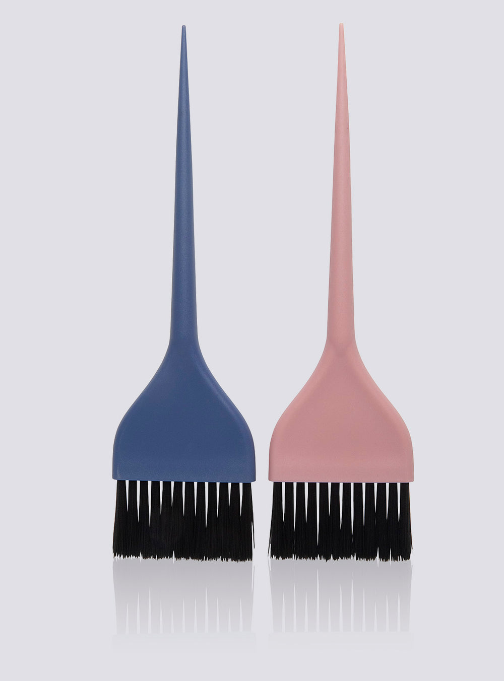 "Fromm Pro Professional Salon 2 1/4"" Soft Pastel Color Brush 2 Pack in Blue & Pink"