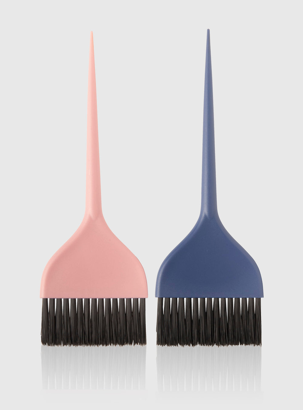 "Fromm Pro Professional Hair Salon 2 7/8"" Soft Color Brush 2 Pack in Pink & Blue"