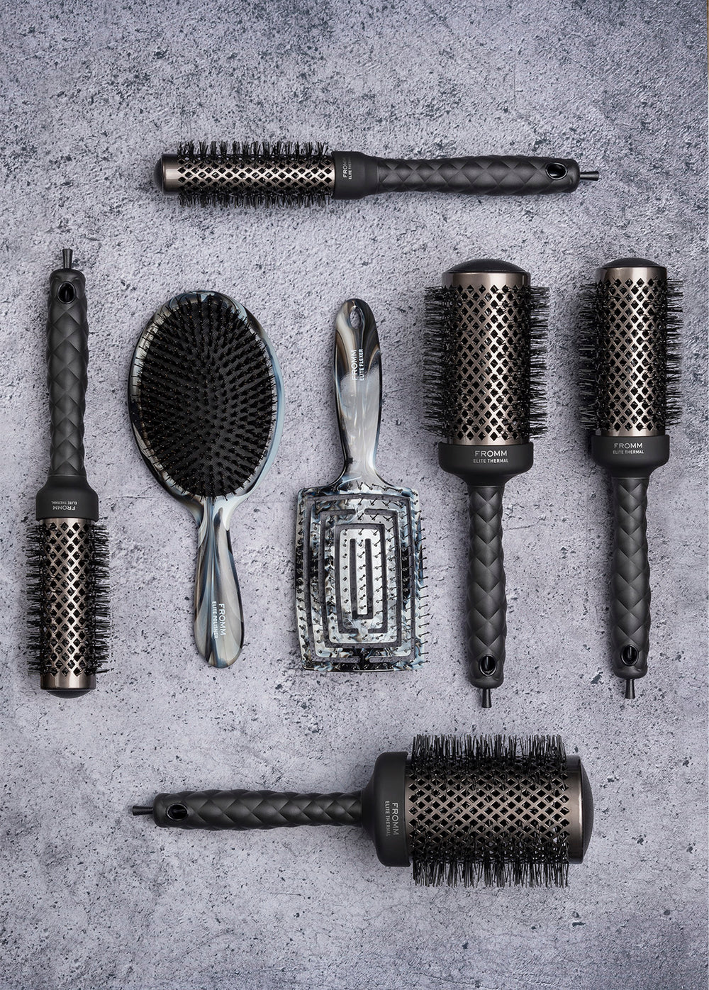 Fromm Pro Professional Salon Hairbrushes