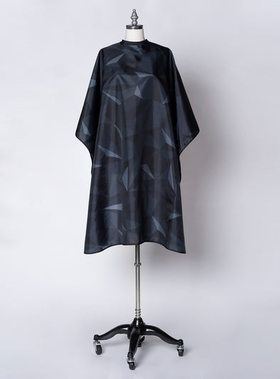 Hair Cutting Cape - Signature Print