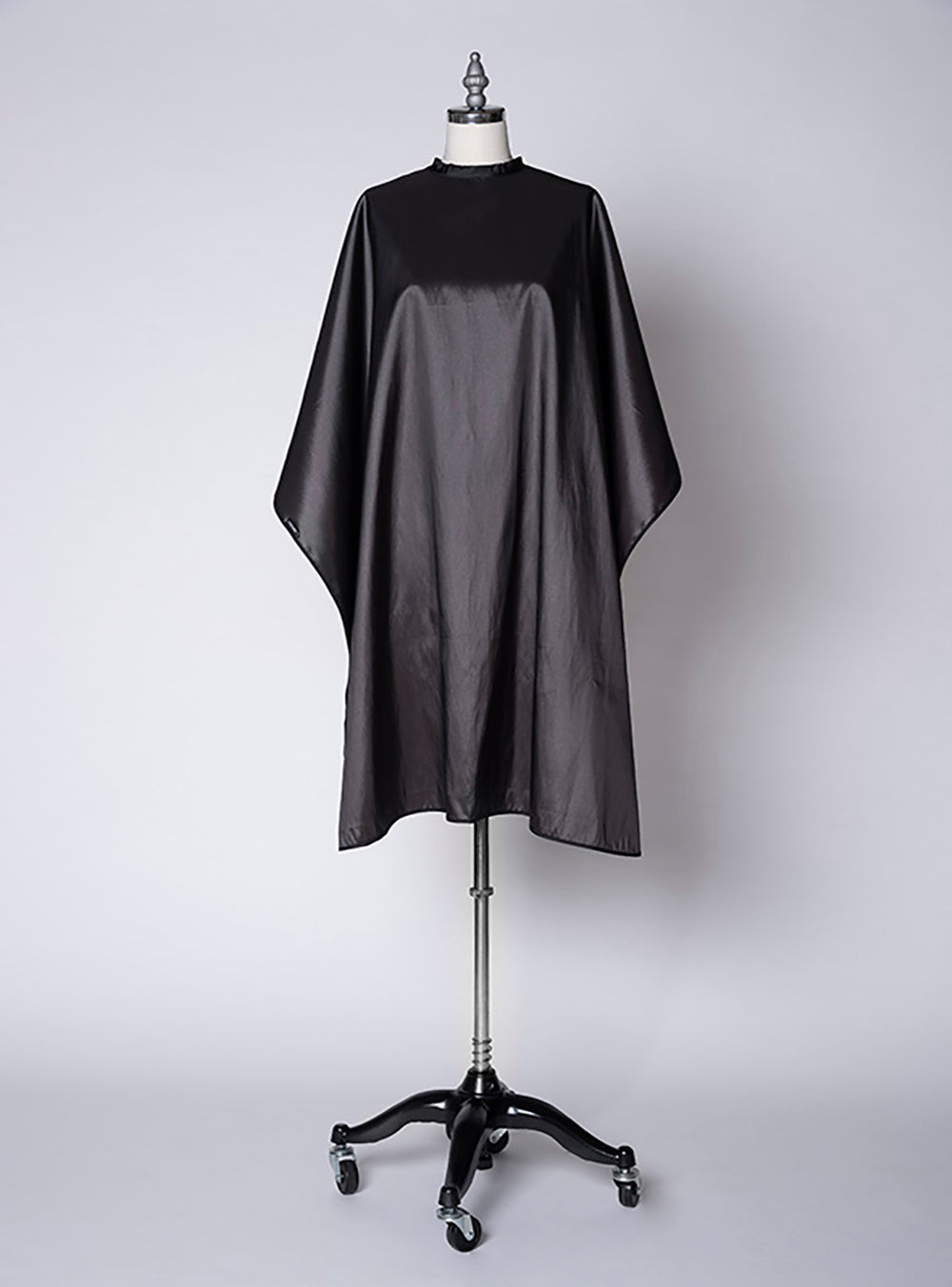 Premium Client Hair Cutting Cape - Gunmetal