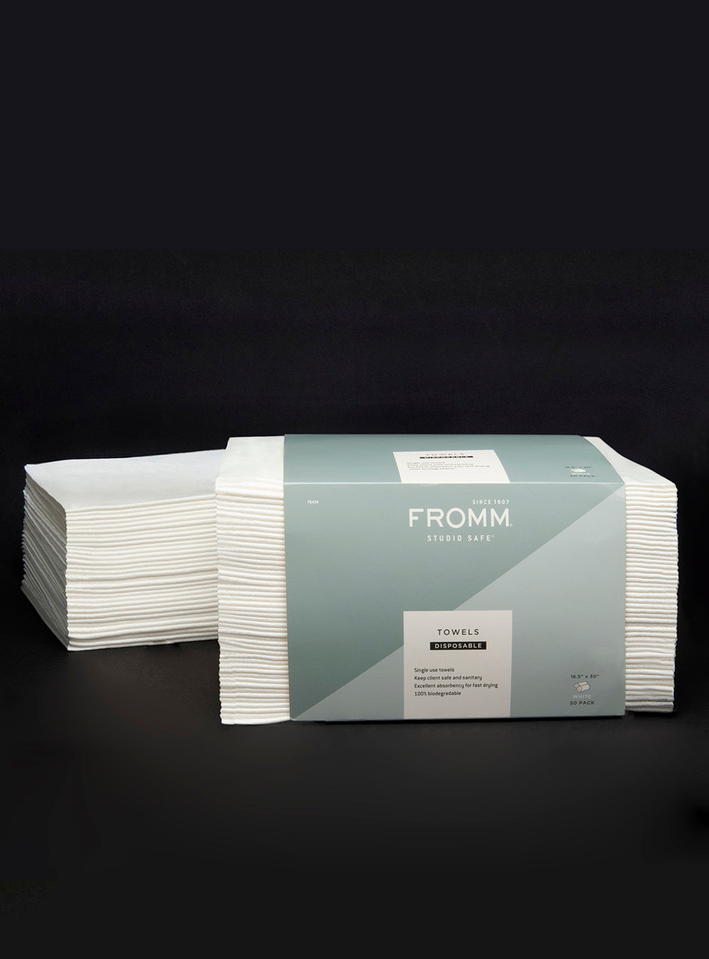Fromm Pro Professional Salon 50 pack of Disposable Towels