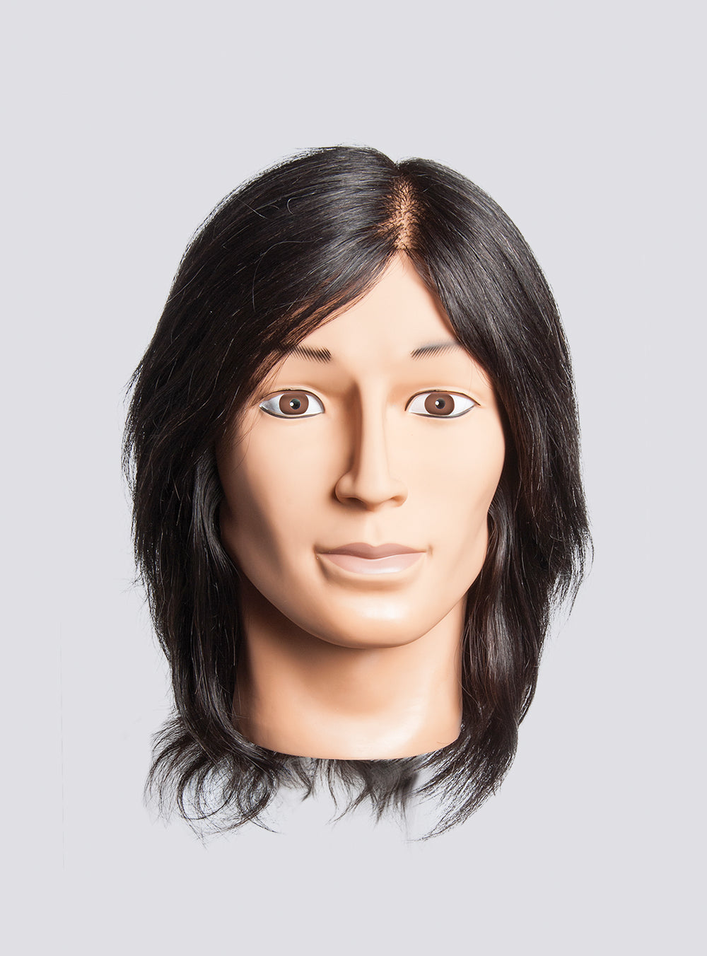 Fromm Pro Professional Salon 100% Human Hair Aiden Mannequin Head