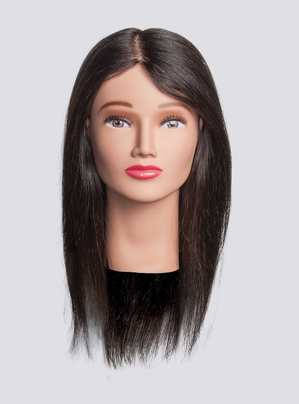 Fromm Pro Professional Salon 100% Human Hair Nora Mannequin Head