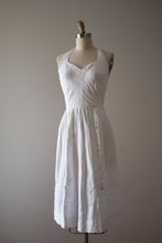 Load image into Gallery viewer, vintage 1930s Edwardian sun dress set