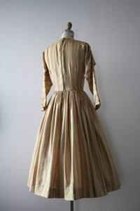 vintage 1950s Anne Fogarty dress
