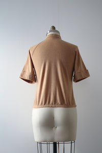 vintage 1970s pullover top