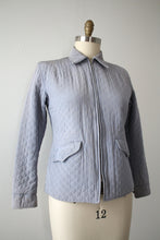 Load image into Gallery viewer, vintage 1940s quilted jacket