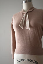 Load image into Gallery viewer, vintage 1960s pullover sweater