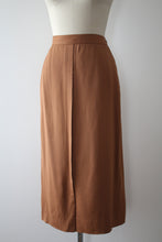 Load image into Gallery viewer, vintage 1940s gabardine skirt