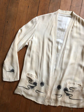 Load image into Gallery viewer, vintage 1920s embroidered jacket