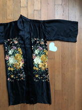 Load image into Gallery viewer, R E S E R V E D vintage 1920s embroidered robe