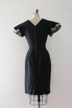 Load image into Gallery viewer, vintage 1960s unique sleeve wiggle dress