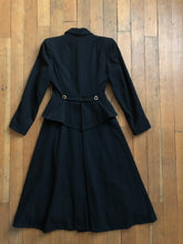 Load image into Gallery viewer, vintage 1940s princess coat
