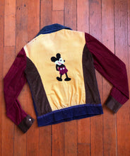 Load image into Gallery viewer, vintage 1970s bootleg Mickey Mouse jacket