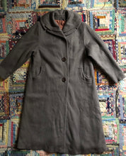Load image into Gallery viewer, vintage 1950s wool coat