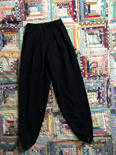 CLEARANCE vintage 1940s wool ski pants