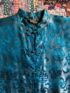 vintage 1940s Chinese blouse
