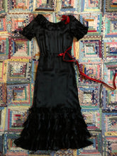 Load image into Gallery viewer, vintage 1930s NRA bias cut gown