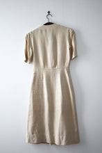 Load image into Gallery viewer, vintage 1930s dress and jacket set