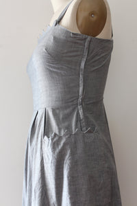 vintage 1950s unique sun dress