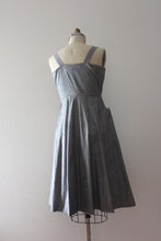 Load image into Gallery viewer, vintage 1950s unique sun dress
