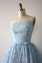 Load image into Gallery viewer, vintage 1960s prom dress