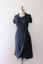 Load image into Gallery viewer, CLEARANCE vintage 1940s rayon sarong style dress