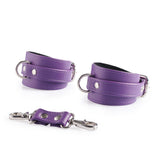 "Handcuffs ""Calypso"" Purple Collection"