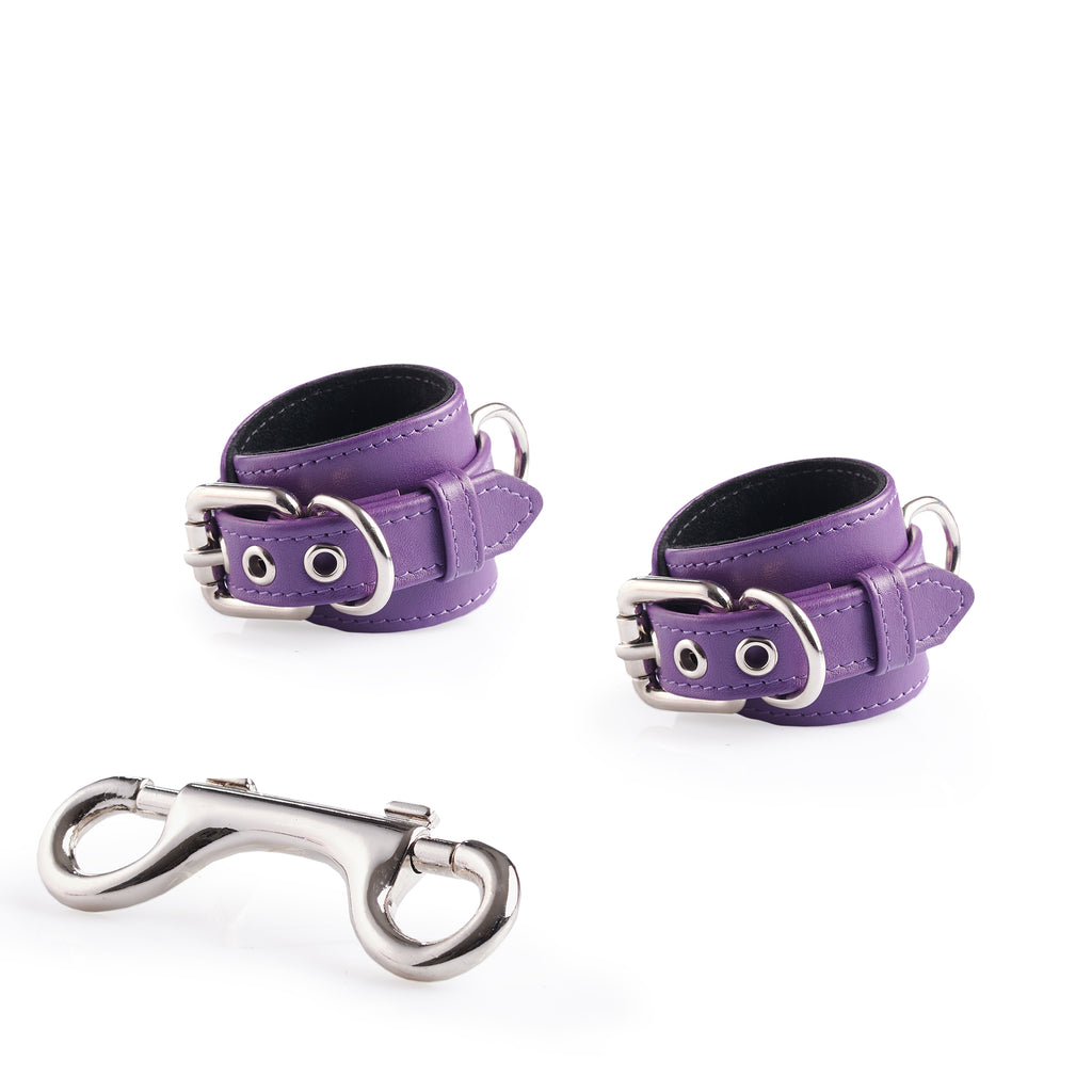 "Full Bondage Set ""Calypso Purple"""