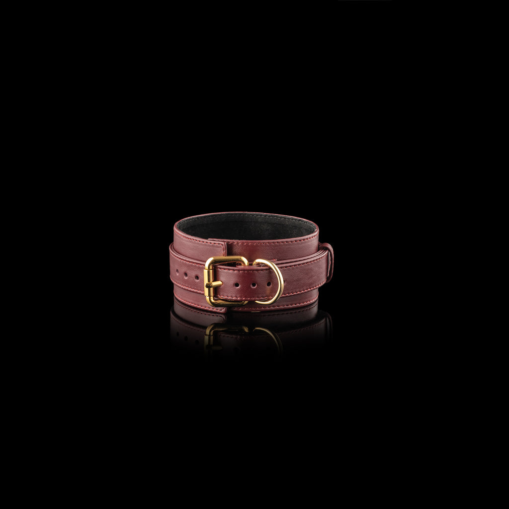 "Collar & Leash ""Carmen"""