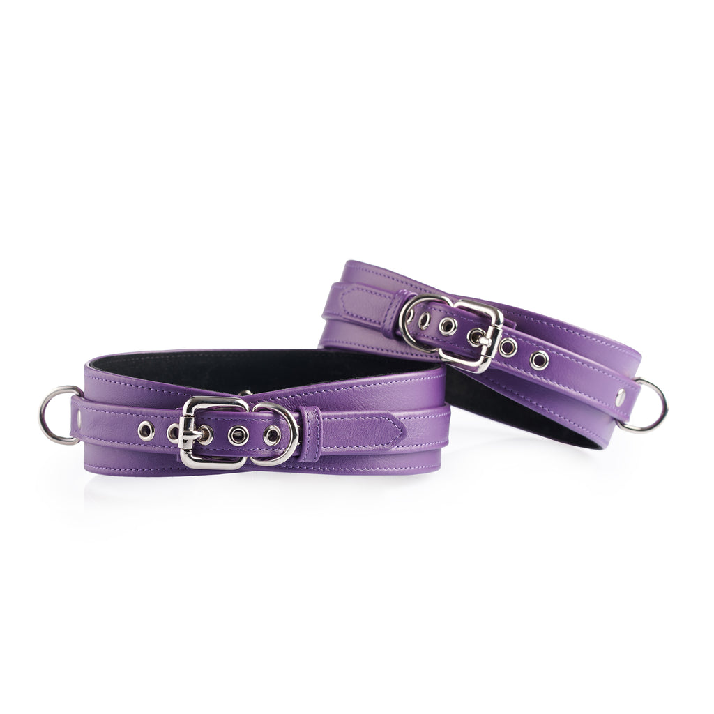 "Fairy Bondage Set ""Calypso"" Purple"