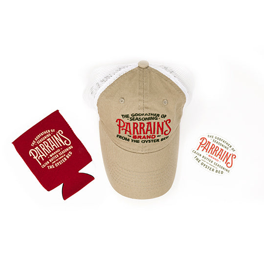 Parrain's Merch Bundle
