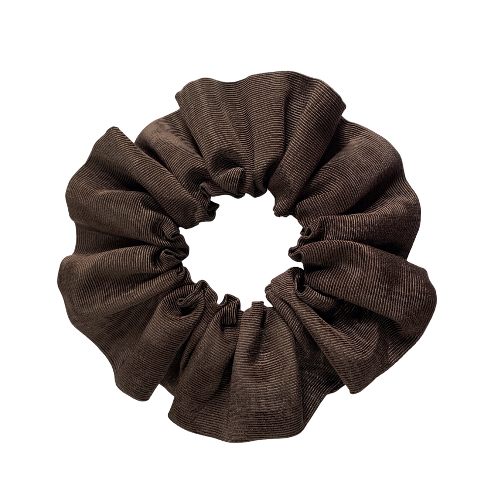 Scrunchie | Chocolate | *Limited Stock Available*