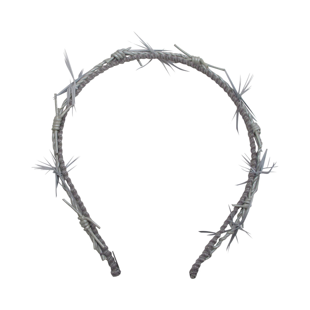 Barbed Band | Dove Grey
