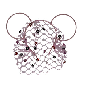 Minnie Muse Veil